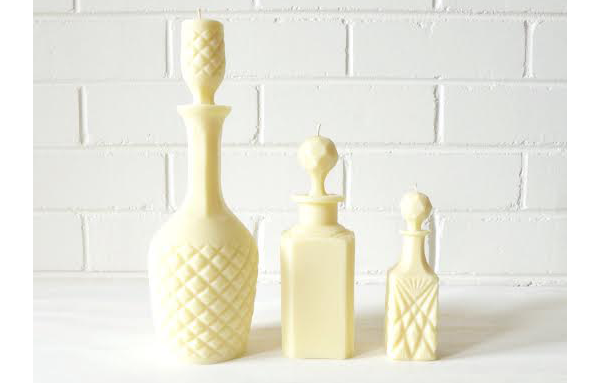 Custom candle moulds | Claire Tennant Workshop CTW