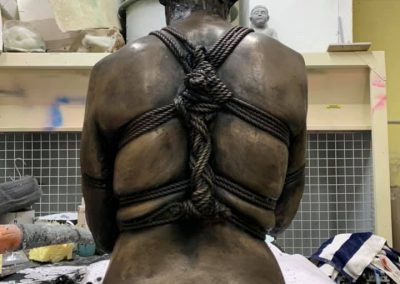 Shibari Sculpture | CTW Claire Tennant Workshop
