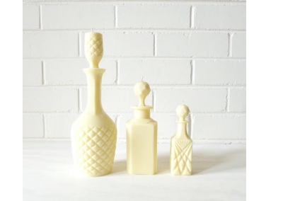 Candle & Soap Moulds | Custom Moulds | Claire Tennant Workshop