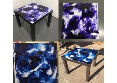 Resin Embedding | Claire Tennant Workshop