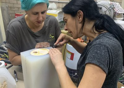 Private Moulding & Casting Workshops | Claire Tennant