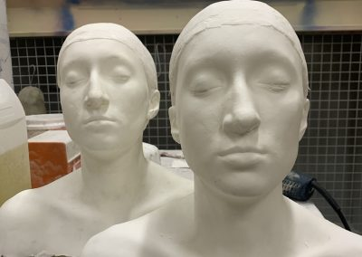Life Casting | Claire Tennant Workshop