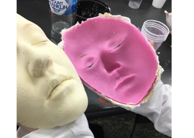 Life Casting & Prosthetic Makeup Workshop | Claire Tennant Workshop