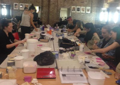 Prosthetics Workshop | Claire Tennant Workshop