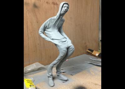 Artist Sculpture casting | Claire Tennant Workshop